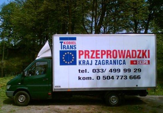 Bardzo dobryFantastyczny Przeprowadzki, firma przewozowa transportowa Bielsko-Biała Cieszyn XK02